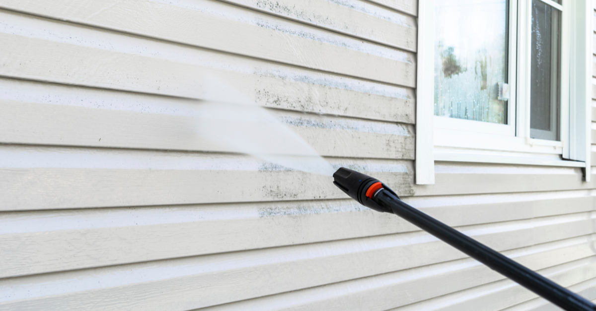 St Louis, MO house washing | professional house washing near St Louis, MO